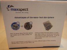 画像2: 《予約販売中 7月頃入荷予定》【飼育用品・器具】【ろ過材】マックススペクト バイオスフィア Bio-Sphere 1K(淡水海水用) (2)