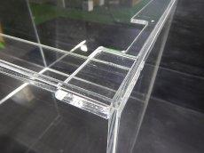 画像3: 【飼育用品・器具】【アクリル水槽】[メーカー直送]アクリル水槽 90×45×45(cm) オールクリア アクリル水槽[送料別途](淡水 海水用) (3)