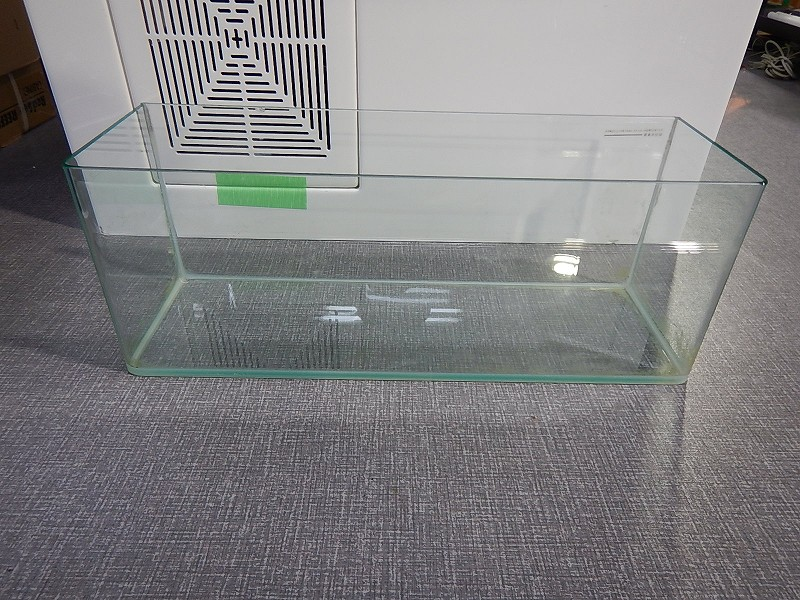 画像1: 【リユース品】【ガラス水槽】W60D20H23ガラス水槽(店頭受け渡し限定)(熱帯魚)(中古)(アクアリウム用品) (1)
