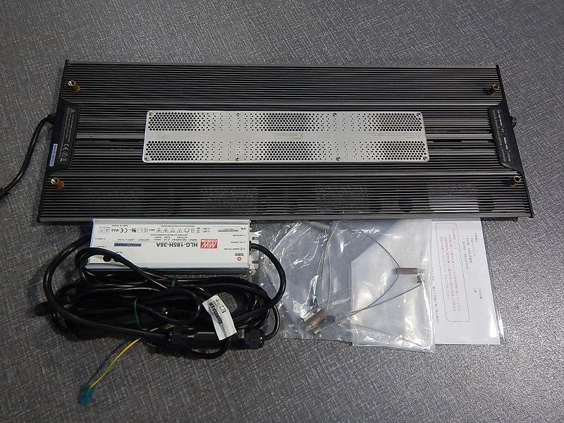 画像1: 【リユース品】【ライト】マックススペクトレイザーR420R-160W(発送可能)(熱帯魚)(中古)(アクアリウム用品) (1)